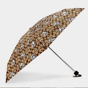 Coach x Peanuts Snoopy Umbrella